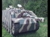 New German StuG III Replica For WWII Re-enactment. Sturmgeschütz III Sd.Kfz. 142 1