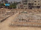 Syria - A Year After The Massacre, Visits Of The Graves Of Civilian Killed In East Gouta