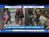 Black Community Leader Threatens ISIS-Style Attack On Whites&Police