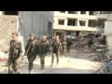 Syrian Female Pro-Assad Warriors Battle Jihadists