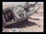 Anbar- Tribal Rebels Destroy Shiite Occupation Vehicle