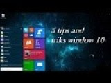 5 Must Know Windows 10 Tips And Tricks Charlie Han