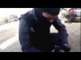 Intense GoPro Israeli Arrest Of Terrorist