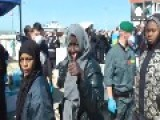 6,000 Migrants Plucked To Safety From Mediterranean In Last 5 Days