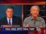 Bill Maher Owns Christian Idiot