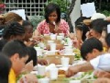 Michelle Obama: I Couldn't Feed My Kids Right–Even With A Harvard Degree