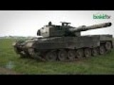NATO Days In Ostrava, Tank Leopard 2A4 Belonging To The Polish Army