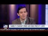 Martin Shkreli Full Interview With Tucker Carlson 12 9 2016