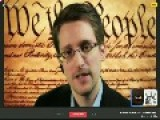 Edward Snowden At SXSW: NSA Directors 'Began Eroding Protections' Of Our Internet