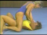 *HOT FEMALE* WRESTLING MATCH * FILMED BACK IN THE 80's = In Da Crotch™®