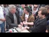 Spannabis 2015 Handcuffed Joint Rolling Part 3
