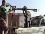 **MUST SEE** The Brutal Extraordinary Scoped Sniper-Rifle Mounted On A Pick-Up!