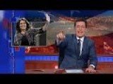 Stephen Colbert Endorses Every Candidate, Sarah Palin Style