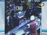 Armed Robbery At Bakery In Sao Paulo, Customers Shot