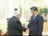 Chinese President Meet Kissinger And Other Dignitaries To Strengthen China-US Relations