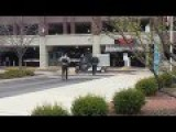 Golf Cart With No Driver At Loyola U. Chicago Goes Rampant