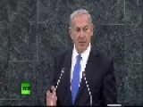 Netanyahu's Speech To The UN General Assembly