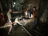 Red Cross Worker Killed By Ukrainian Shelling In Donetsk