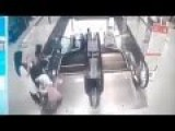 6 Year Old Girl Killed While Playing On An Escalator