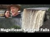Shoenice's Brother Visits Unbelievably Huge Waterfall In Guyana