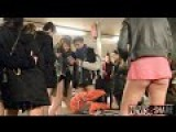 No Pants Subway Ride - Berlin 2015