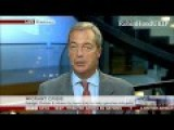 Nigel Farage: Why Are Rich Arab States Not Taking Immigrants? 9TH SEPT 2015