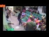 Brazil Hospital Attacked By Armed Robbers