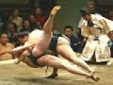 Sumo Championship Final Match - Winning Moments