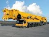 The Super Powerful Mobile Crane In The World - Liebherr LTM 11200