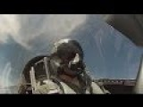 F-16 & F-15 Live Fire Exercise HD