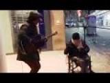 Homeless And Wheelchair-bound Man Amazing Music Skills