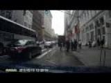 Bicyclist Vs Car - NYC
