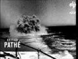 Navy Sinks Three U-Boats 1942