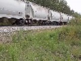 Freight Train Hopping Hobo Shares Rail-side Chat