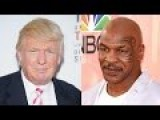 Mike Tyson Picks Surprising Choice For President