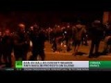 Arabs Get Out,Violent Anti-Muslim Protests In Corsica France