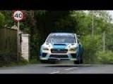 600bhp Subaru WRX - Isle Of Man TT Lap Record