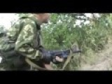 Ukraine War Heavy Fighting Video From Militia Side 25.07.2014
