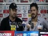 Italian Former Soccer Star Gennaro Gattuso Gets Angry And Shows Off His Posh English During A Press Conference