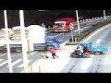 3 Yo Boy Survived Truck Run Over