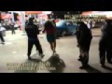 Street-hookers Fighting Each Others On The Streets. Wrestlemania Style