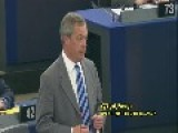 Nigel Farage: There Is No Consent For A United States Of Europe