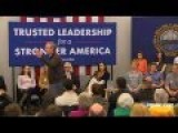 'Please Clap': Jeb Bush Begs Crowd To Applaud After Speech Is Met With Total Silence