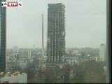 Frankfurt AfE Tower In Record Demolition
