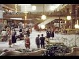 1956 Photo And Video Footage Of The 1st Enclosed Shopping Mall