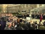 *RAW VIDEO* Body Of King Richard III Starts 5 Day Journey To Be Re-Buried
