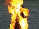 65 Year Old Woman Allegedly Set On Fire For Not Voting For Shiv Sena Voting Particular Candidate