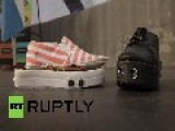 Argentina: These Submarine-style Shoes Can Help The Blind See