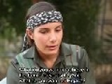 Kurdish YPG Fighter Talk About ISIS And Stuffs