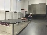 6-Year-Old Girl Skates Like A Pro
